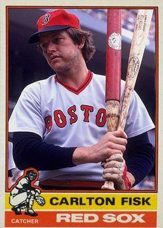 Carlton Fisk  Boston Red Sox