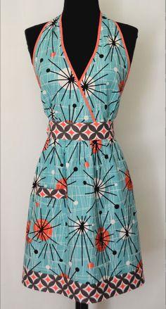 Halter Chic Apron pattern $8.00