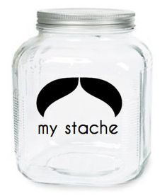 ha, change jar. love it.