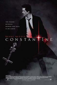 Constantine (2005), es un tanto graciosa en cuanto empiezan los balazos, pero satanás y gabriel se llevan la pelicnula
