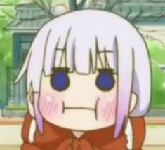 List of 7 best Funny Anime Faces in week 12 Kawaii Anime, Anime Faces Expressions, Anime Meme Face, Kobayashi San Chi No Maid Dragon, Fan Art Anime, Miss Kobayashi's Dragon Maid, Anime Lindo, Image Manga, Cute Anime Pics