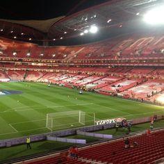 Estádio da Luz. Benfica.
