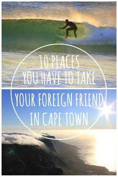 The best places to visit and take your foreign guests in South Africa's most beautiful city, Cape Town Travel Info, Travel Tips, Travel Ideas, Travel Destinations, Cape Town South Africa, Most Beautiful Cities, Africa Travel, Adventure Is Out There, Culture Travel
