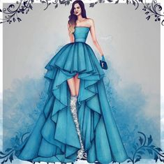 Trendy fashion model sketch dresses haute couture ideas Sketch of fashionable mannequin dresses high fashion ideas Dress Design Drawing, Dress Design Sketches, Fashion Design Sketchbook, Dress Drawing, Fashion Design Drawings, Wedding Dress Sketches, Drawing Drawing, Drawing Clothes, Art Sketchbook