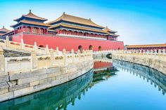 Beijing's Forbidden City is made up of more than 1,000 buildings.  Discover opulent palaces, pavilions and imperial gardens inside its 26-foot walls.