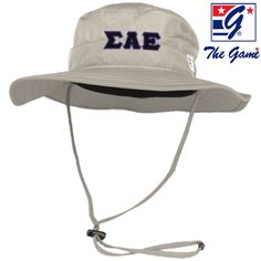 SAE Stone Boonie Hat By The Game ®. Phi Delta ThetaSigma ... e3b1040fceb9