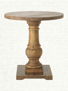 Hudson End Table/ Arhaus
