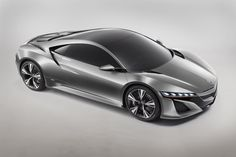 Cool Acura 2017: Acura NSX Concept 2012... Check more at http://cars24.top/2017/acura-2017-acura-nsx-concept-2012/
