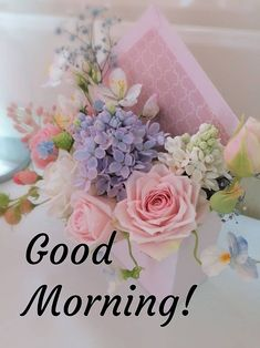 G Morning, Morning Wish, Good Morning Messages, Good Morning Quotes, Red Rose Flower, Red Roses, Thought Of The Day, Floral Wreath, Flowers