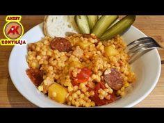 Pásztortarhonya / Anzsy konyhája - YouTube Vegetables, Youtube, Food, Veggies, Essen, Vegetable Recipes, Youtubers, Yemek, Youtube Movies