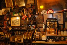 Photo of McSorley's Old Ale House - Ale House, Historic Bar, Irish Pub in East Village. 15 East 7th Street, New York, NY 10003. Image 1 of 20 in photo gallery.