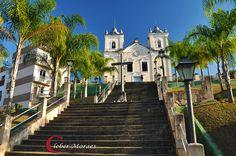 Escadaria Igreja - Piraí - RJ - Brasil