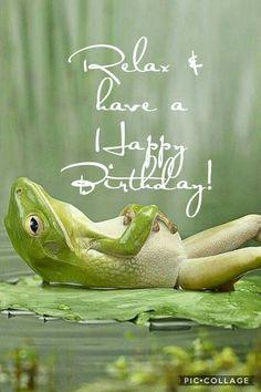 The Best Happy Birthday Memes - Happy Birthday Funny - Funny Birthday meme - - HappyHappy! The post The Best Happy Birthday Memes appeared first on Gag Dad. Funny Happy Birthday Pictures, Funny Happy Birthday Wishes, Happy Birthday Greetings, Funny Wishes, Happy Pictures, Happy Birthday Frog, Birthday Wishes For Brother, Birthday Blessings, Humor Birthday