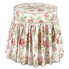 Sarah Vanity Stool and Luxury Kid Furnishings Including Armoires in Childs Furniture Vanity Stool, Curtain Designs, Baby Furniture, Chair Covers, Vintage Skirt, Shabby Chic Decor, Slipcovers, Decorative Pillows, Vintage Home Decorating