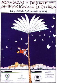 Jornadas de debate sobre animación a la lectura: Almería, 7 y 8 de marzo de 1996 (1996)