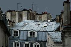 Paris - 3ème arrondissement Les toits de la rue Chénier