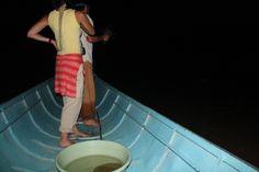 Conteo e identificación desde el bote