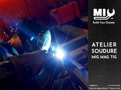 Notre atelier de soudure de 35m2 spécialisé aux travaux du métaux est bien équipé pour répondre à vos besoin avec: ✅MIG (metal inert gas) ✅MAG (metal active gas) ✅TIG (tungsten inert gas) ✅Étain câblage/électronique ✅Scie à ruban ✅Scie à disque abrasif #MIYMakerspace #fribourg #fablabfribourg #atelierdesoudure #soudure #suisse #bern Active, Dreaming Of You, Metal, Welding Shop, Band Saw, Discus, Switzerland, Metals