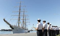 """La Fragata A.R.A. """"Libertad"""" visitará Puerto Madryn"""