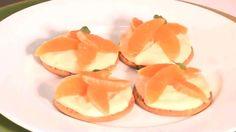 Instant Orange Cheese Cake