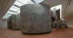 Hoy reiniciamos el planeta: Adrián Villar Rojas en Serpentine Sackler Gallery