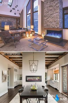 Build the fireplace of your dreams with a 1/2/3-sided, or see through electric fireplace! There are lots of models available that offer installation flexibility. Bioethanol Fireplace, Gas Fireplace, Electric Fireplaces, Thing 1, Fireplace Inserts, Hearth, Flexibility, Patio, Dreams