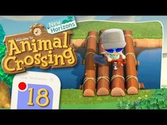 Animal Crossing: New Horizons - YouTube Animal Crossing, The Creator, Cool Stuff, Youtube, Animals, Building Bridges, Animales, Animaux, Animal