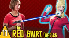 The Menagerie Part 1 - The Red Shirt Diaries - Ep 11