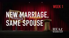 One of the best series on how to better your marriage that I've ever heard.