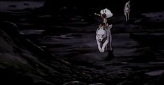 Princess Mononoke!