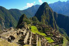 Machu Picchu is een van de 7 Wereldwonderen en voor velen de belangrijkste reden om Peru te bezoeken