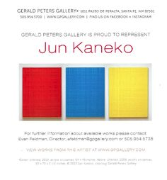 a look at jun kaneko essay Kaneko's monumental risk explores the life and work of kaneko's monumental risk explores the life and work of japanese-american sculptor and artist jun kaneko kaneko is known for building the the program concludes with a look at the multi-million dollar creativity center he built.