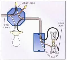 wiring diagram for multiple lights on one switch power coming in rh pinterest com two lights one switch wiring diagram uk Two Lights One Switch Wiring Diagram Power into Light