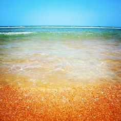 Flagler Beach, Florida - I've been here. There was almost no one there when we went.