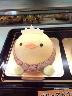 バリィさんケーキ~2012.ゆるキャラNo.1