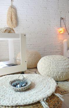 Handspun Wool Yarn  Natural undyed par gloandmo sur Etsy,
