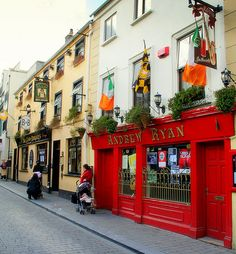 Kilkenny , Ireland -   Ireland - part of my heritage.  One day, I'll walk these streets as my family once did. #rfdreamboard