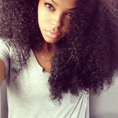 Natural Hair If I can get my hair like this I would love it Natural Hair Inspiration, Natural Hair Tips, Natural Hair Styles, Natural Curls, Big Hair Dont Care, Hair Care, Hair Journey, Gorgeous Hair, Pretty Hairstyles