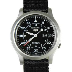 Chronograph-Divers.com - SNK809K2 SNK809K Seiko 5 Automatic Military Watch, S$69.96 (http://www.chronograph-divers.com/Seiko_military_automatic_watch_snk809k2/)
