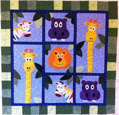 Cute quilt