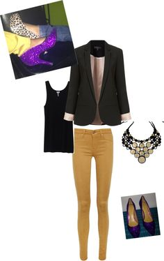 """Girl's Nite Out!"" by b-ayesha on Polyvore"