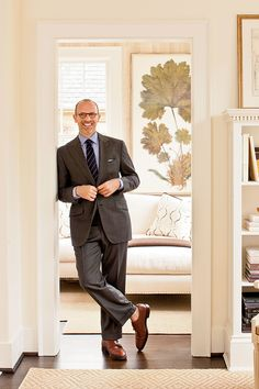 Former Editor-in-Chief Lindsay Bierman shares his favorite decorating lessons, some he's learned the hard way