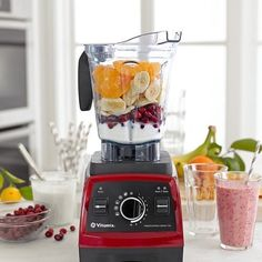 Vitamix Professional Series 750 with 64 oz container, Candy Apple Red Finish ** Read more reviews of the product by visiting the link on the image.