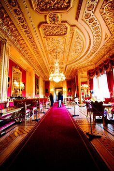 Castillo de Windsor (Windsor Castle) - Inglaterra