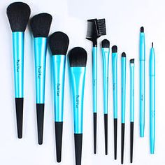 Professional Brush Set (11pcs) by Lex from MadeyuoLook