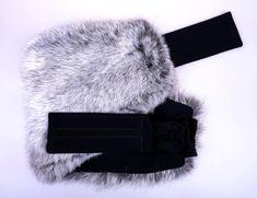 Ledvinový pás z pravé kožešiny i pro objemná bříška. Zahřeje a pozitivně působí na vaše bedra. Králičina. #spongr #kuzedeluxe #ledvinovypas #kralicina Winter Hats