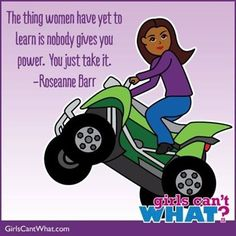 Do you think this statement is true? (ATV Design: http://www.girlscantwhat.com/colorize/?id=33&snapshot=16288