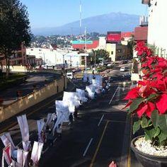 5. Parque Juarez  Ignacio Zaragoza 12, Xalapa, VER  El mirador de la ciudad con eventos culturales casi todos los días