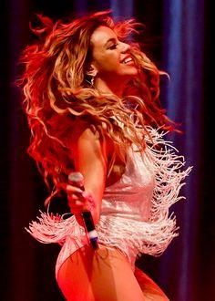 Fifth Harmony perform in Rio de Janeiro, Brazil on July 1st.