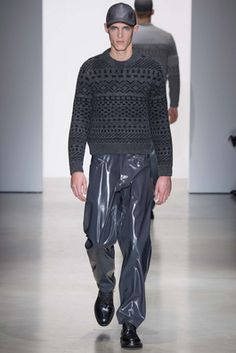 Calvin Klein Collection Fall 2015 Menswear Fashion Show: Complete Collection - Style.com